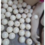 Contas para articulação Bonecas de pano 2cm 8 contas