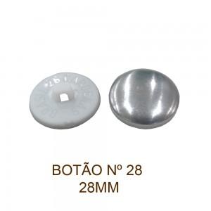 Botão Bombê BCO 28mm