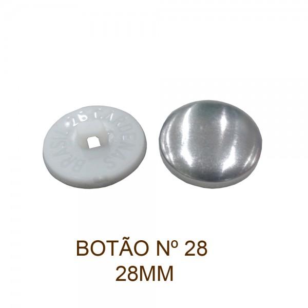 Botão Bombê BCO Nº 28 CARDENAS